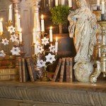 Antiques Christmas Holiday Decorations Furniture and Accessories