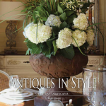 Antiques In Style: Holiday Tablescapes Antique table accessories