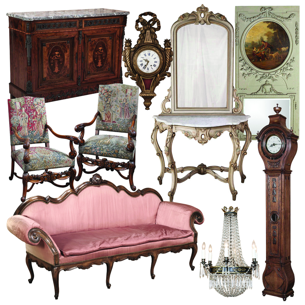Antiques Antique Furniture French Antiques. Antiques in Style   A Renewable Resource of Beauty   Antiques in Style