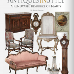 Antiques in Style-antique furniture antique accessories antique art antique mirror antique clock