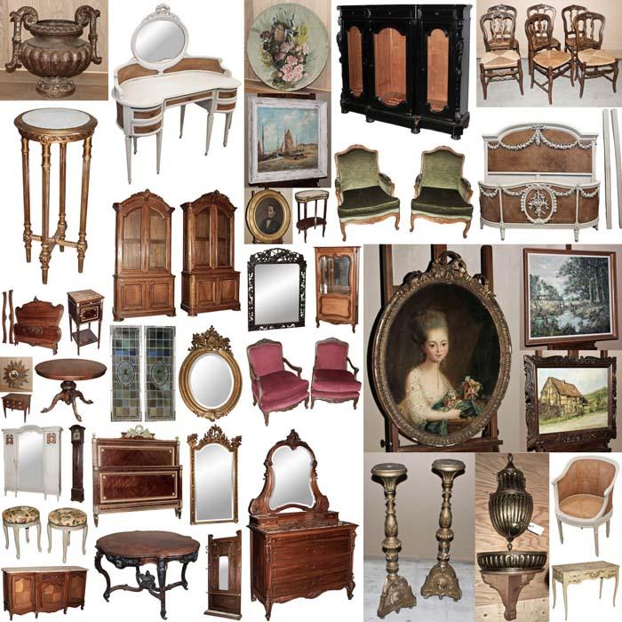 Antique Furniture New Arrivals