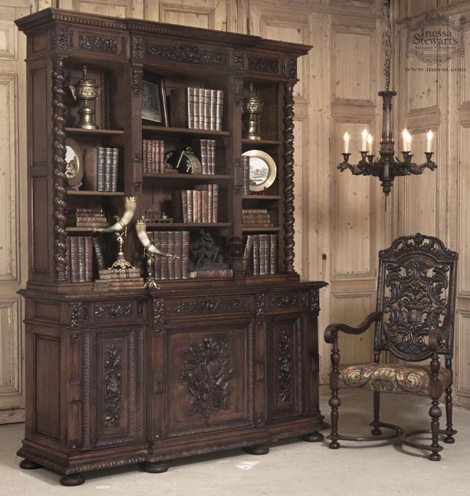 Antique Office Furniture. Antiques in Style   Impressive Offices   Antiques in Style