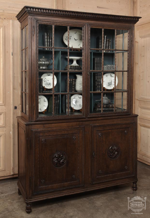 Antique Bookcase 1