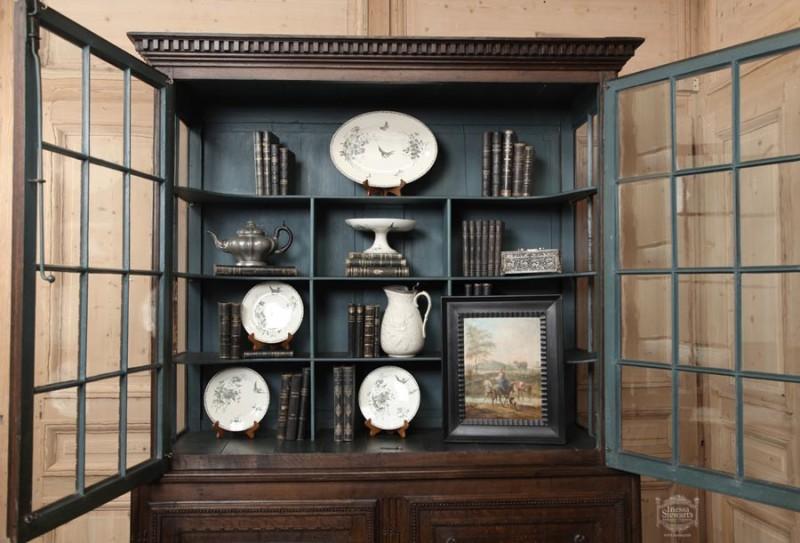 Antique Bookcase 2