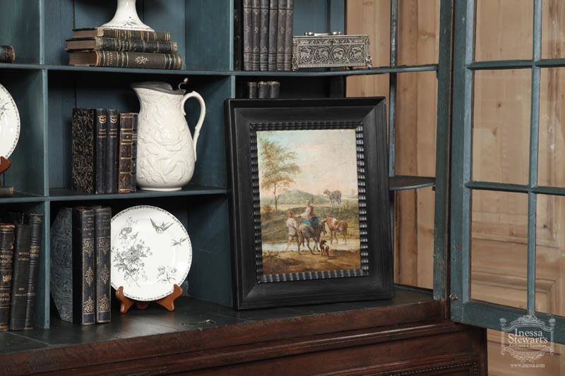 Antique Bookcase 5