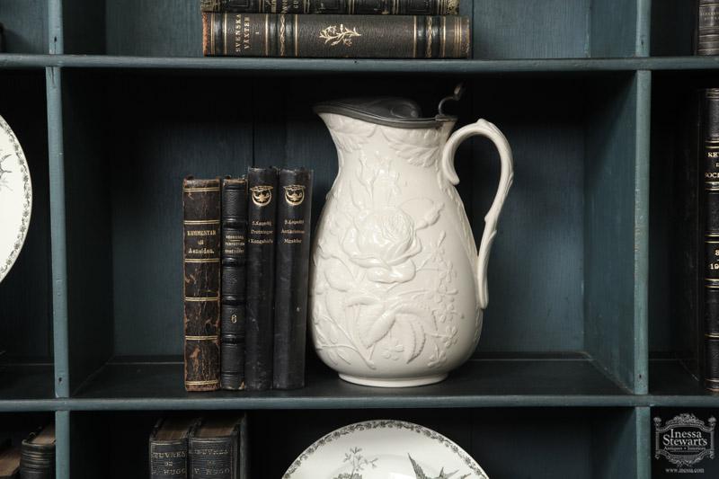 Antique Bookcase 9