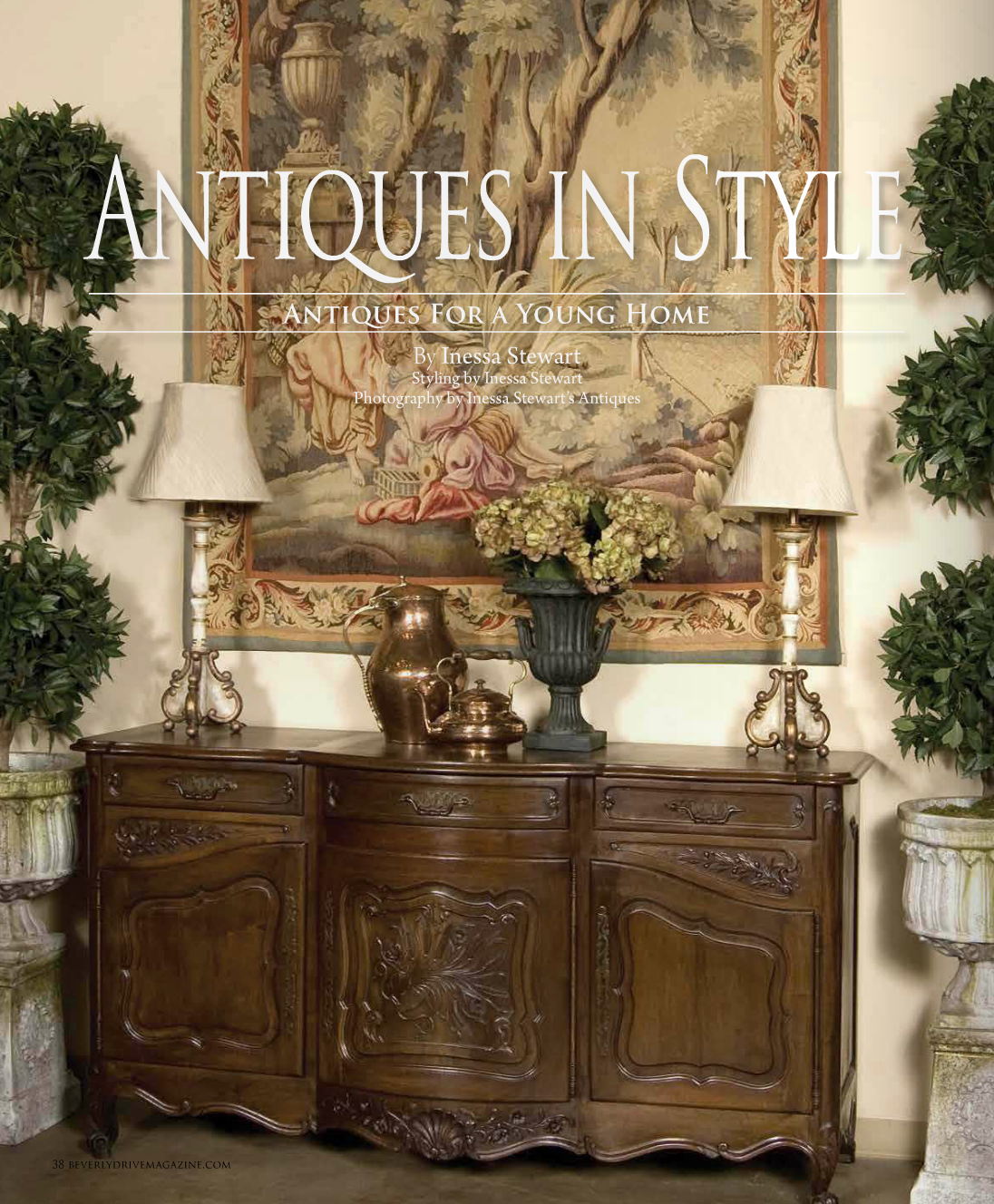 Antique Furniture Antiques In Style