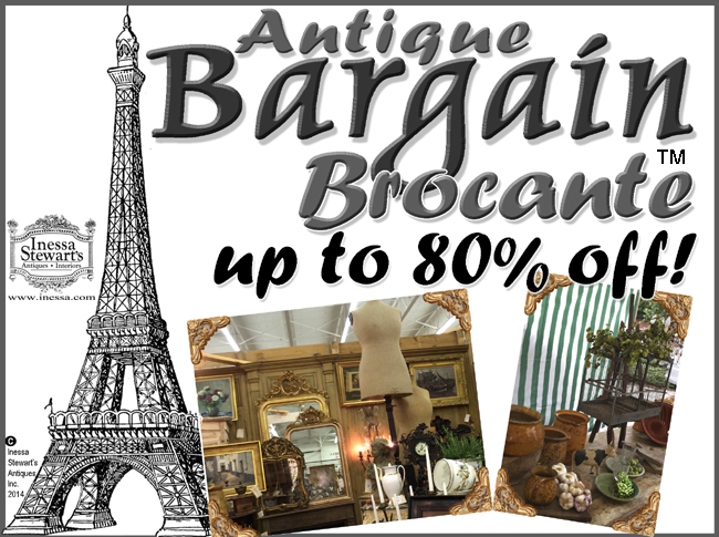 Bargain Brocante Antiques