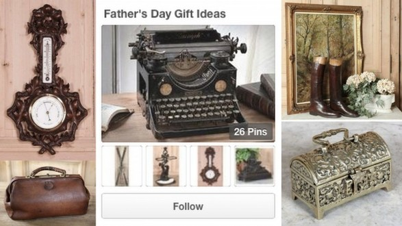 Antiques Father's Day
