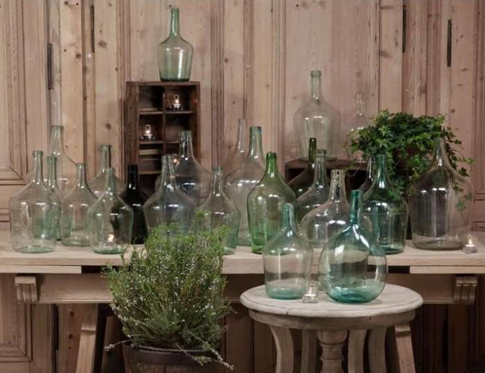 Antique Hand Blown Glass Wine Bon-Bons