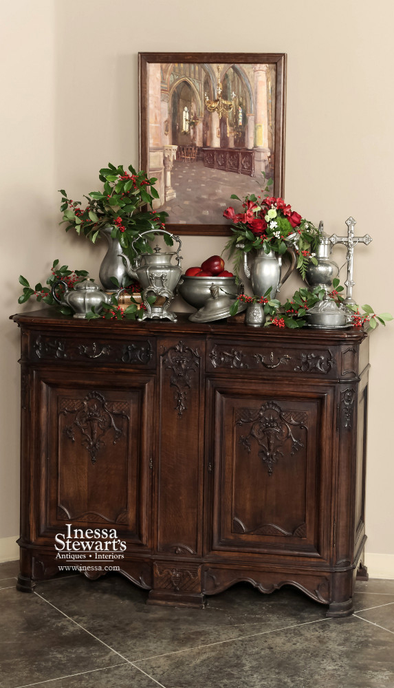Pewter Antique Accessories & Furniture