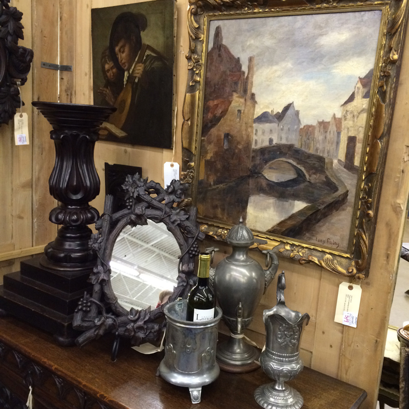 Antique Furniture & Home Decor Dallas Market