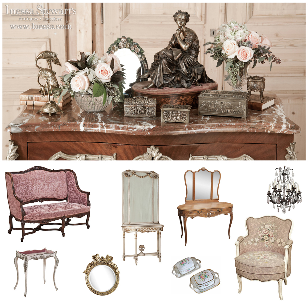 Antique Furniture Store Mother's Day