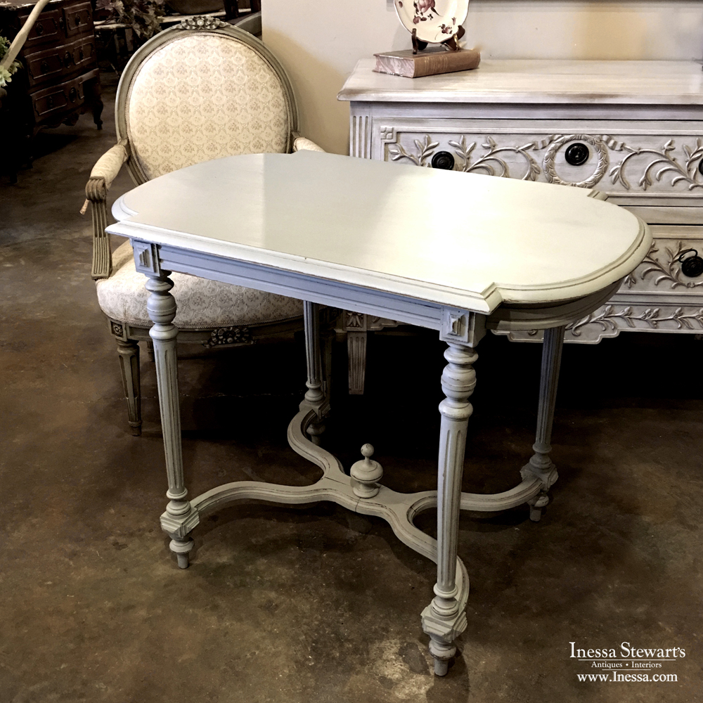 Warehouse Sale Many Shades of Gray - Antiques In Style - Antique Furniture Blog
