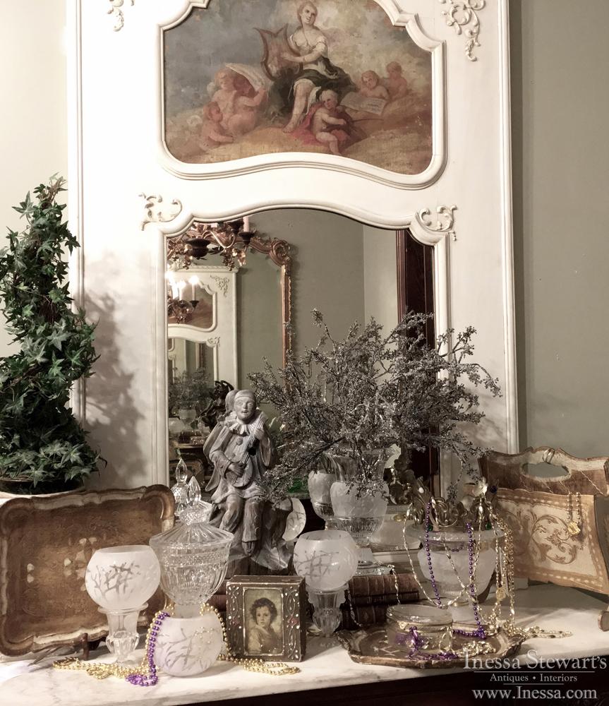 mardi gras antiques