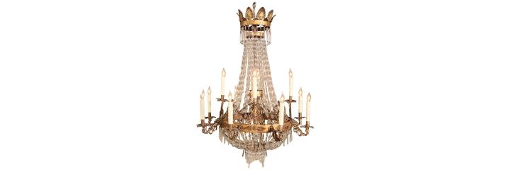 Antique Chandeliers - Antique Lighting Antique Chandeliers Inessa Stewart's Antiques
