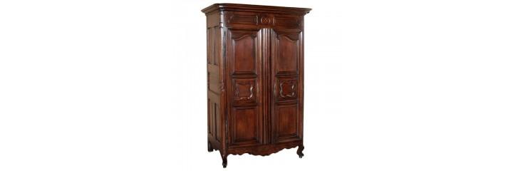 Antique Armoires | Antique Wardrobes | Antique Furniture | Inessa Stewartu0027s  Antiques   Inessa Stewartu0027s Antiques