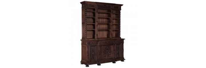 Strange Antique Bookcases Inessa Stewarts Antiques Download Free Architecture Designs Scobabritishbridgeorg