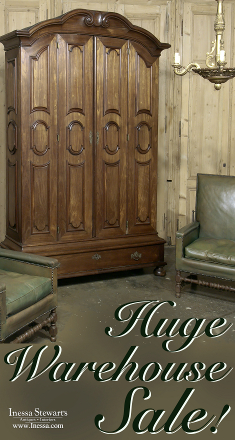 Year End Sale - Antique Furniture Store