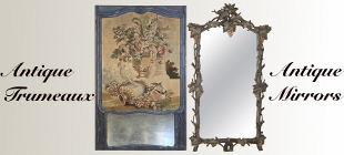 Antique Mirrors and Decor