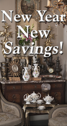 Antique Furniture Sale and Clearance